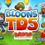 Bloons TD 5 unblocked games hacked