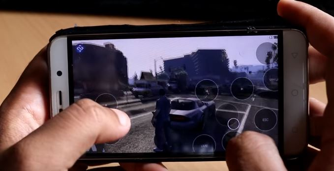 GTA 5 for android download